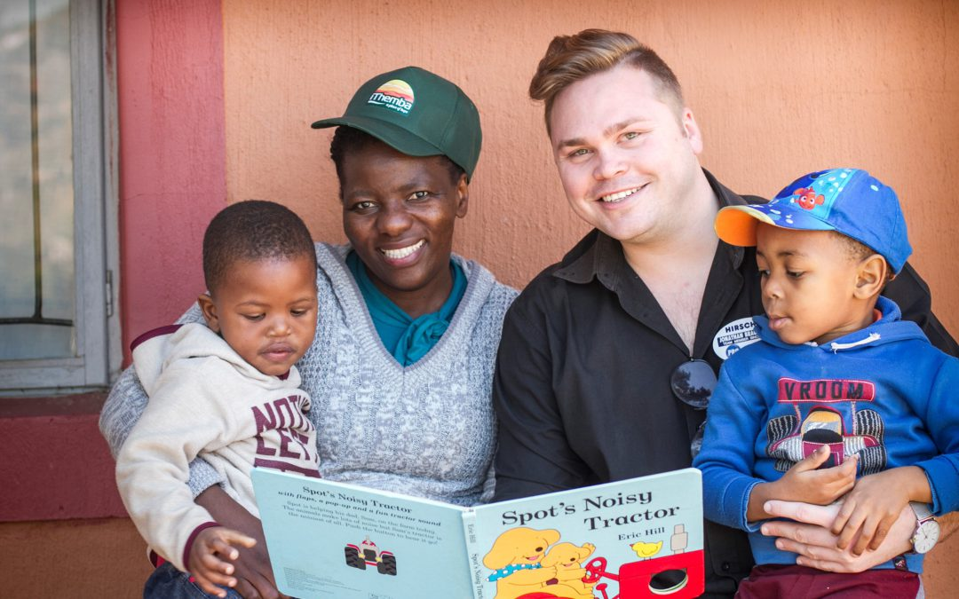 Mandela Day Kindness with iThemba and Hirsch's Hillcrest